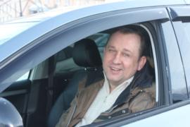 Сергей на Шкоде МКПП и АКПП