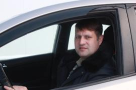 Сергей на Хендай МКПП