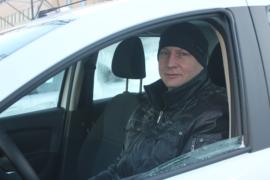 Сергей на Рено МКПП